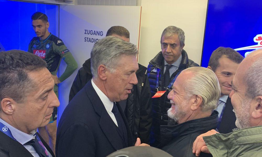 Napoli, Ancelotti in bilico: fiducia a tempo fino al Liverpool