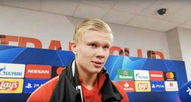 """Haaland – Bild, rivela: """"Clausola da 20 milioni del Salisburgo, Juve e Napoli possono prenderlo già a gennaio"""""""