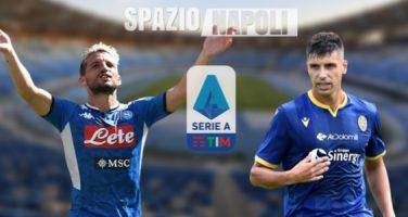 Napoli-Verona le probabili formazioni: ballottaggio Insigne/Younes a sinistra. In attacco spazio a Milik e Mertens