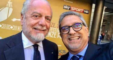 """Alvino commenta: """"De Laurentiis ha ragione su tutto! Il presidente non sbaglia mai quando è diretto, va fatto un plauso alla società!"""""""