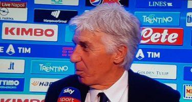 """Polemica Gasperini, non si presenta alle interviste! Il d.g. dell'Atalanta: """"Errori arbitrali gravi!"""""""