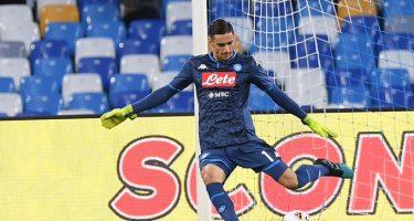 """Gazzetta esalta Meret: """"Gli azzurri sono stati presi a pallate, il portiere azzurro decisivo per il clean sheet"""""""