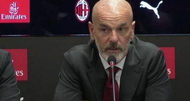"""Pioli: """"Napoli motivato e con qualità, lo rispettiamo ma noi non siamo da meno"""""""