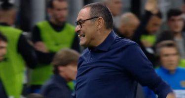 """Sarri mette fuori CR7: """"Contro l'Atalanta al 99% non ci sarà"""""""