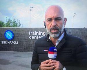 Francesco Modugno Centro Sportivo Castel Volturno
