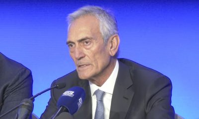 Serie A Gabriele Gravina FIGC