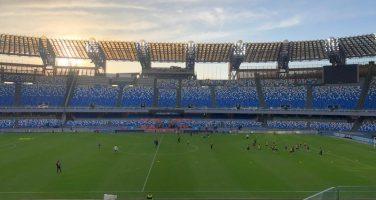 De Luca accontenta ADL, Repubblica: nuovi lavori al San Paolo. I dettagli