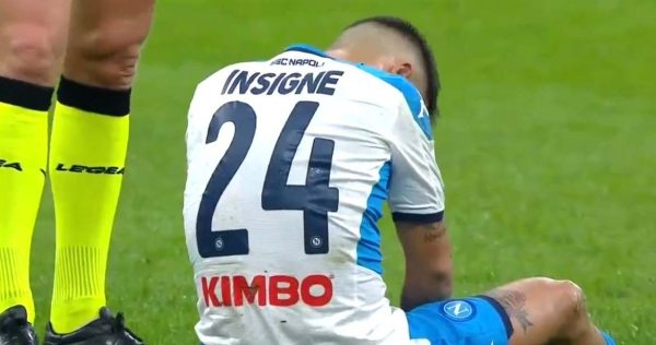insigne infortunio