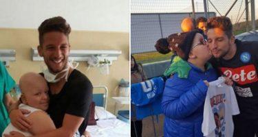 """Malata di tumore, Aurora scrive una lettera ai giocatori: """"Vi prego tornate a vincere, per noi il Napoli non è solo calcio"""""""