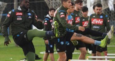 Milan-Napoli, i convocati: tornano Manolas e Allan, out Ghoulam, Mario Rui e Milik