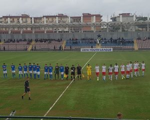 napoli salisburgo youth league