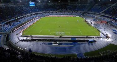 Napoli-Genoa, San Paolo quasi deserto questa sera. I dati su spettatori e incasso
