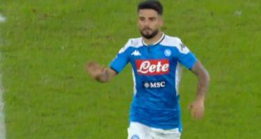 Napoli-Parma, giornata importante per Lorenzo Insigne. Può superare le 247 presenze di Ferrara