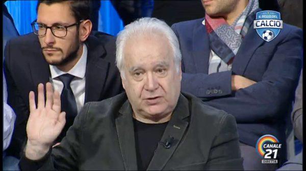"""Sconcerti sicuro: """"Sconfitta pesante della Roma? Con il Napoli non succederà"""""""