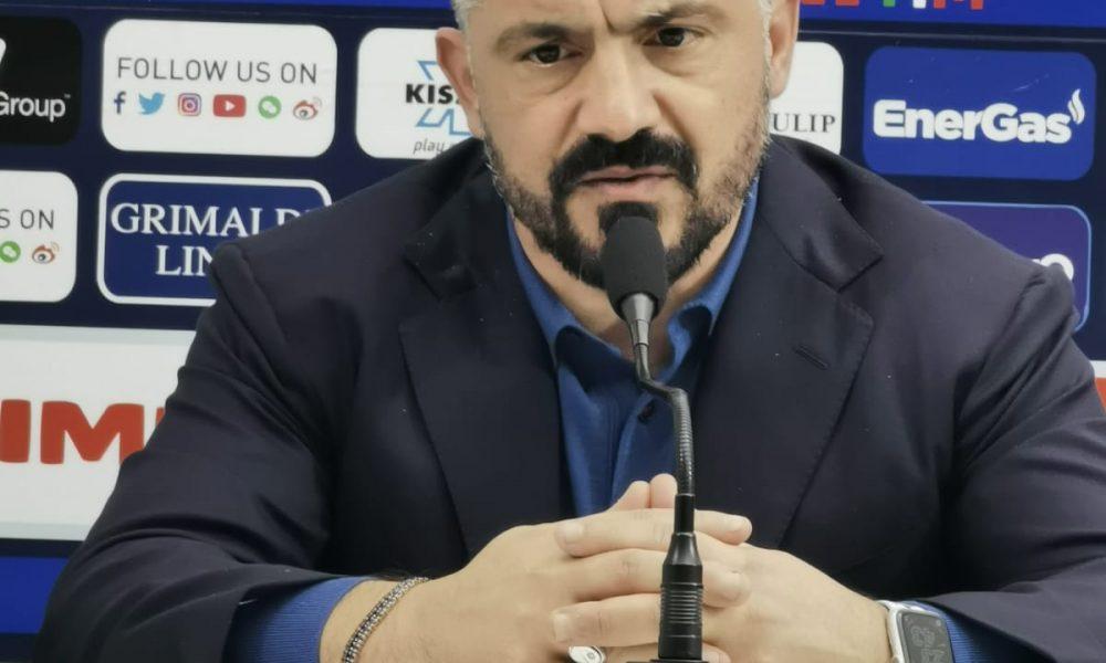 Napoli, per il post Gattuso c'è anche un ex Lazio