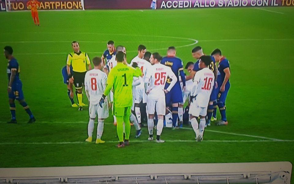 Roma-Juventus, che tegola per Sarri | Infortunio in difesa
