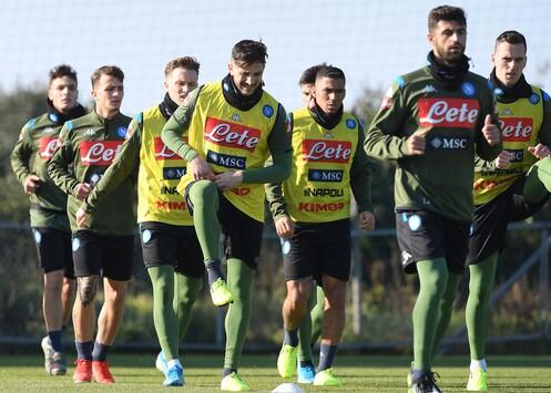 Napoli, Younes non si allena. Le ultime su Koulibaly, Maksimovic e Ghoulam