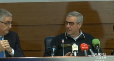 Emergenza Coronavirus, il capo della Protezione Civile Borrelli è risultato negativo al tampone