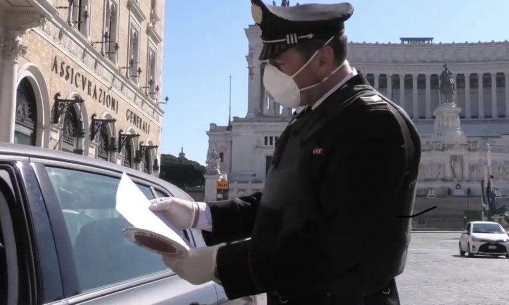 Risultato immagini per carabinieri mascherina
