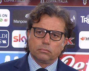 Napoli-Inter Coppa Italia Giuntoli