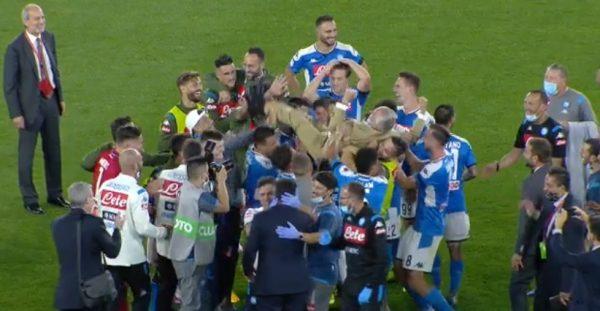 Calcio Napoli De Laurentiis