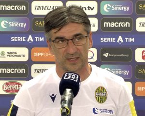Hellas Verona-Napoli Ivan Juric