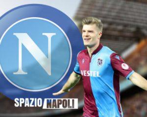Alexander Sorloth Napoli