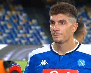 Napoli-Milan Di Lorenzo