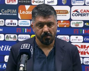 Parma-Napoli Gattuso