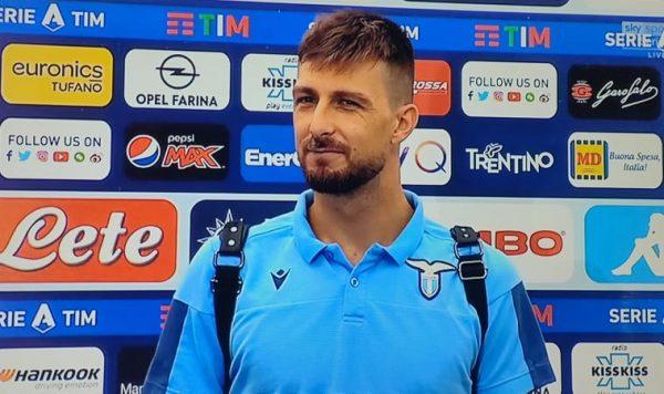 Francesco Acerbi Napoli-Lazio