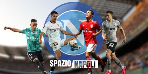 Calciomercato Napoli Karbownik Reguilon Grimaldo Matvienko