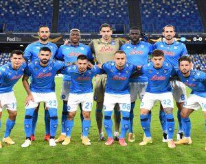 Formazioni Real Sociedad Napoli