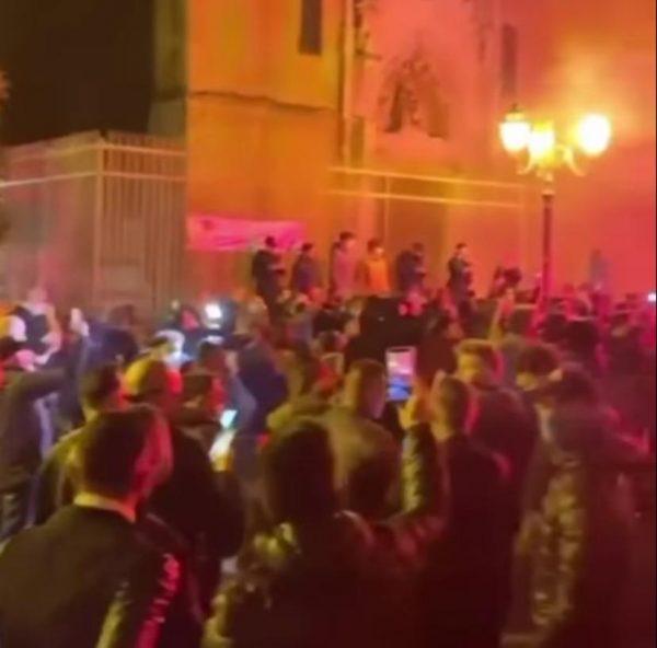 Lockdown Campania