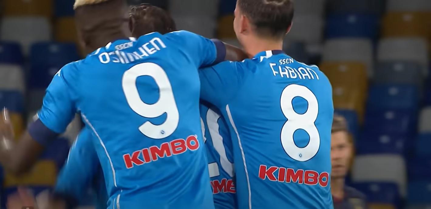 Lozano gives Napoli the lead vs. Atalanta - ESPN Video  |Napoli- Atalanta