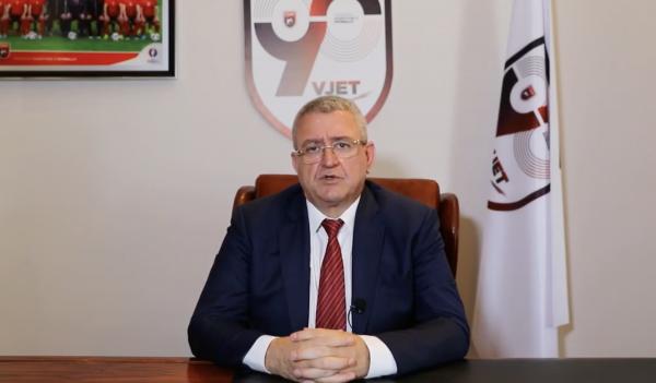 Armand Duka UEFA