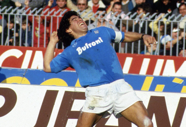 Lavezzi ricorda Maradona:
