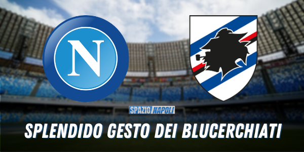 La Sampdoria ricorda Maradona: splendido gesto per la partita di Napoli