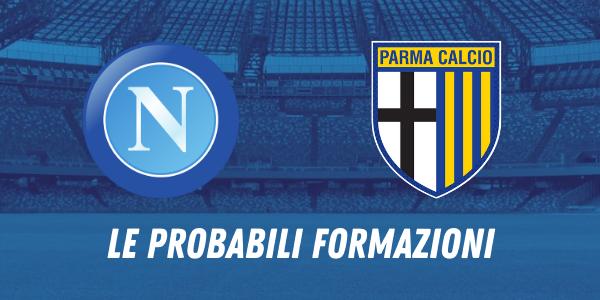 Napoli-Parma, le formazioni ufficiali: sorpresa Elmas dal primo minuto per Gattuso!