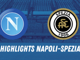 HIGHLIGHTS NAPOLI SPEZIA