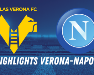 HIGHLIGHTS VERONA NAPOLI