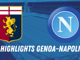 HIGHLIGHTS GENOA NAPOLI