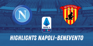 HIGHLIGHTS NAPOLI BENEVENTO