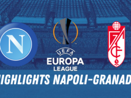 HIGHLIGHTS NAPOLI GRANADA