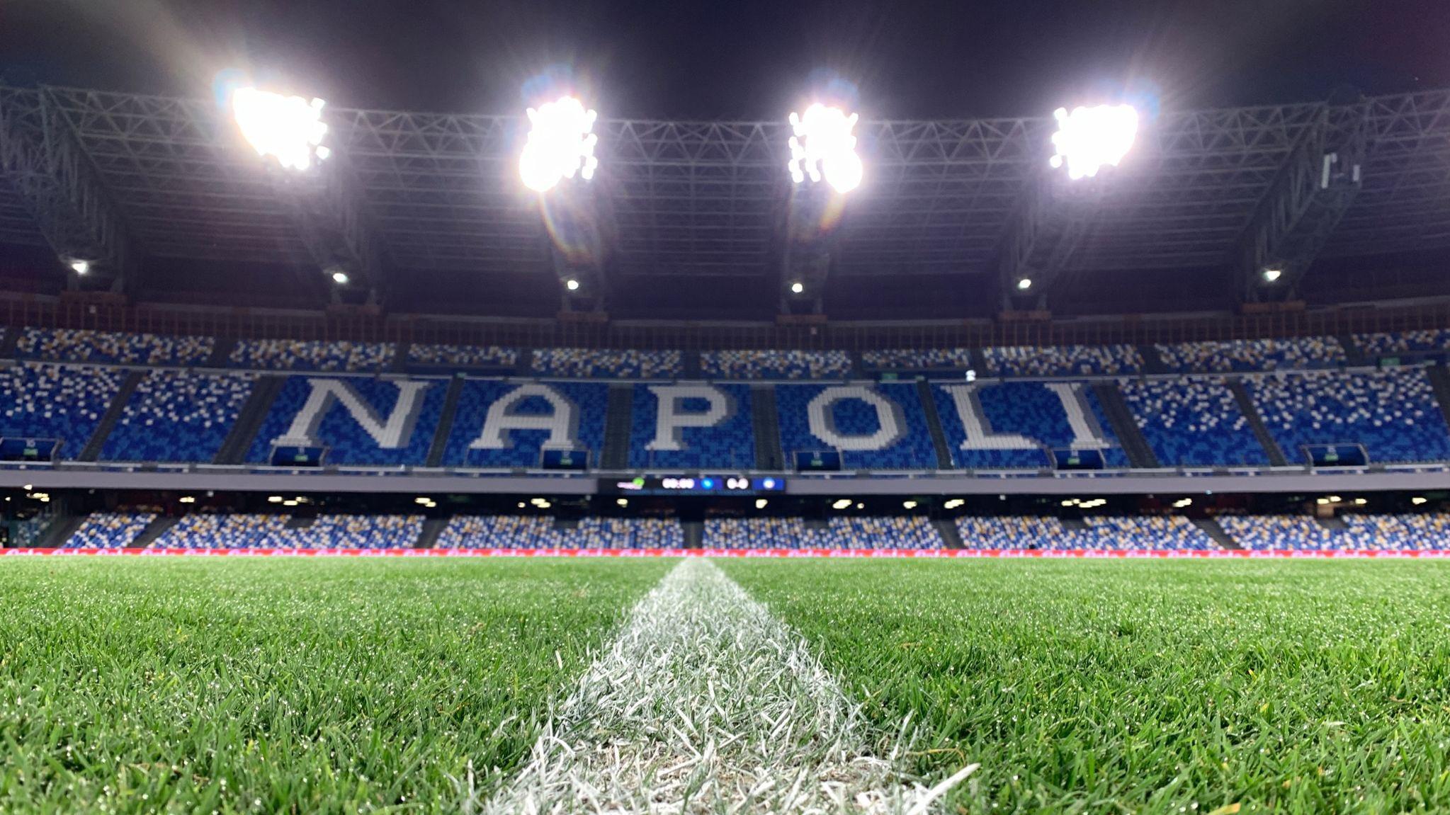 UFFICIALE - Nuovo regolamento d'uso allo stadio Diego Armando Maradona
