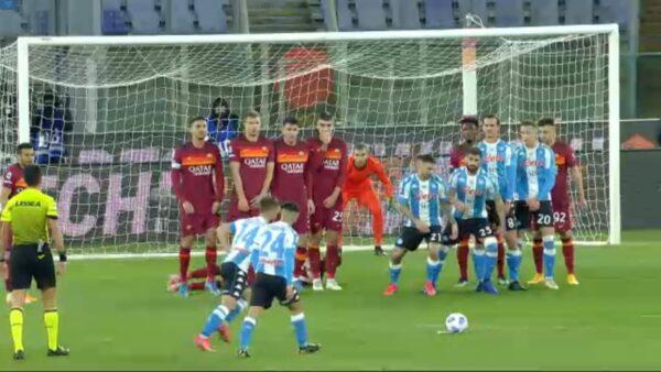 Roma-Napoli 0-2 (Mertens, Mertens): gli highlights del match vinto dagli azzurri!