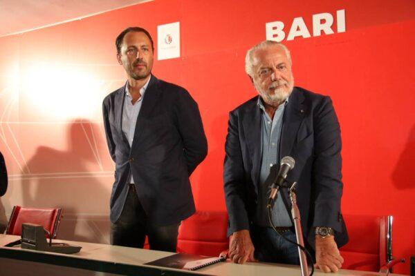 Preoccupazione per il Bari dei De Laurentiis, ben 9 positivi: stravolto il ritiro