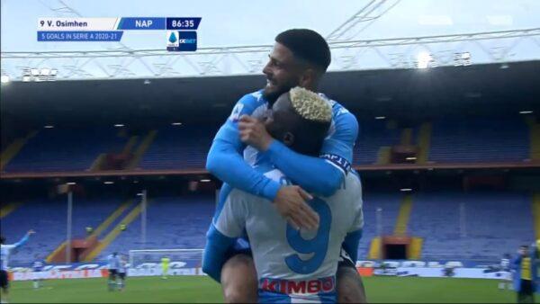 Corsa Champions, il Napoli sorride: gli scontri diretti al Maradona ed i calendari avversari possono diventare la chiave