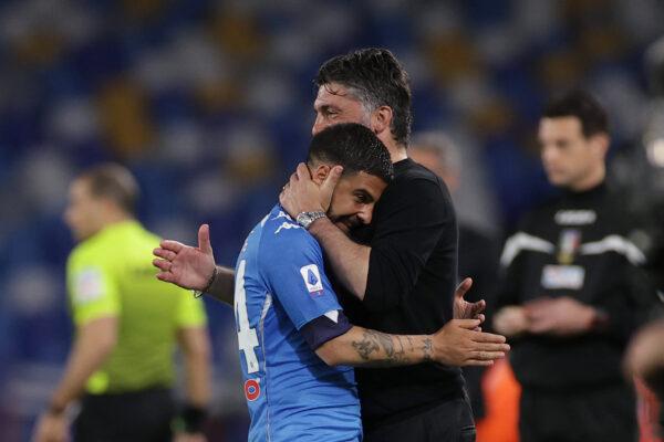 Gattuso ha concesso una giornata di riposo ai giocatori azzurri dopo la vittoria contro l'Udinese