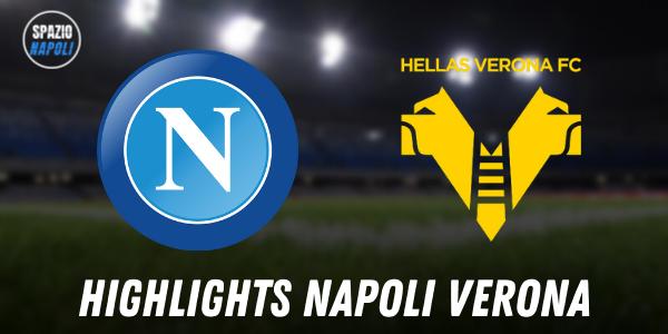Highlights Napoli Verona 1-1: suicidio azzurro, addio Champions League