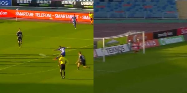 Incredibile Hamsik, staffilata di controbalzo all'incrocio: goal capolavoro, i telecronisti impazziscono